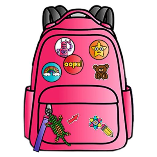Virtual Backpack Designer