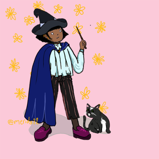 Gemma Dress-Up: Witch