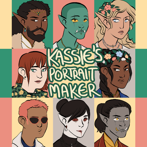 Kassie's Portrait Maker
