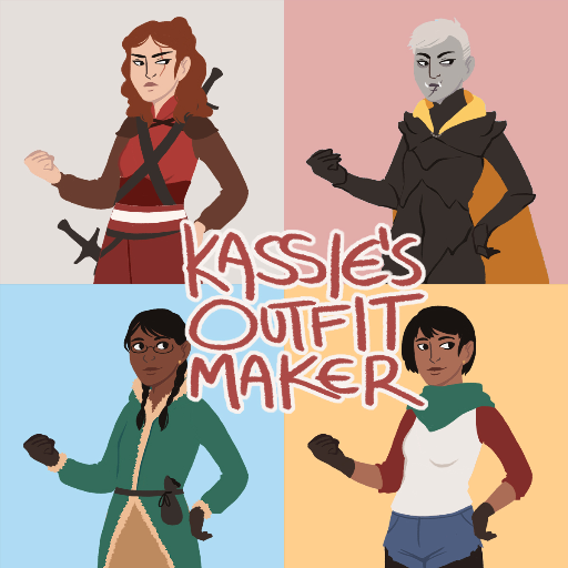Kassie's Outfit Maker