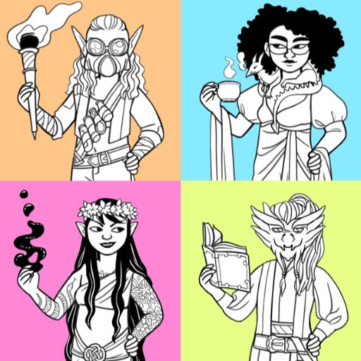 Fantasy RPG Character Maker