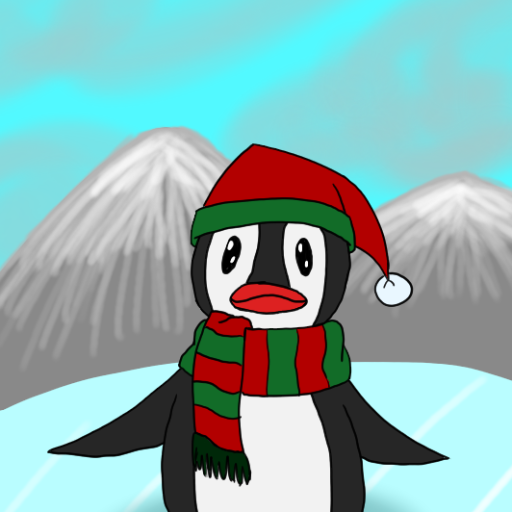 Cute Penguin Dress-Up!