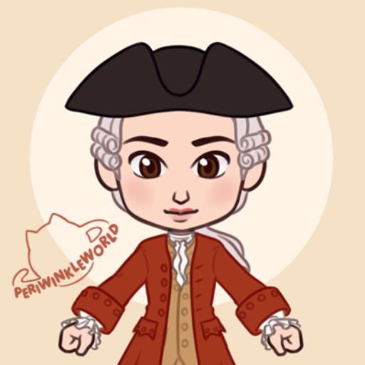 Cutesy Rococo Gentleman