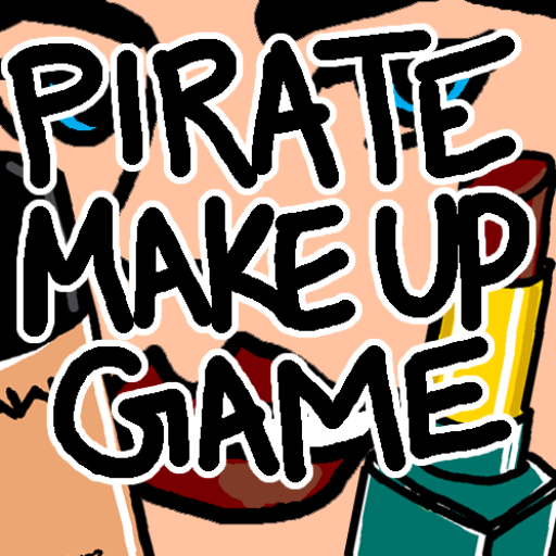 Pirate Make Up Game