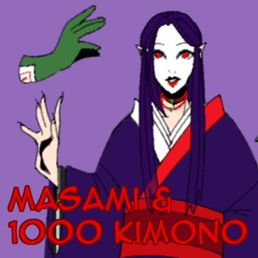Masami & 1000 Kimono