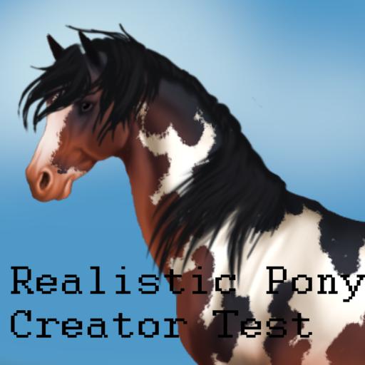 Realistic Pony Creator [Test version]