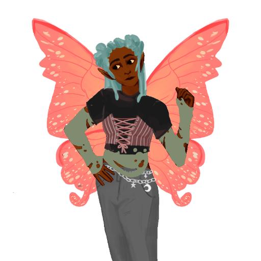 Grunge Fairy (Test)