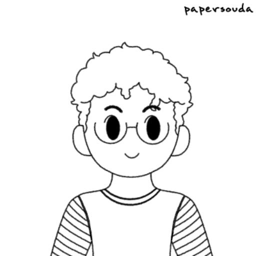 Color book avatar