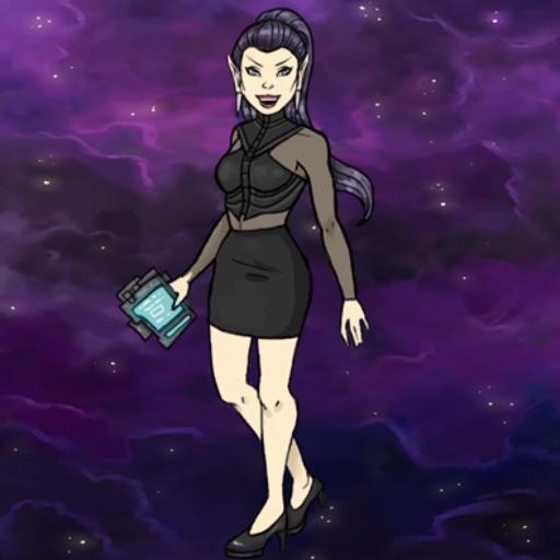 Romulan Rizzo Dress Up
