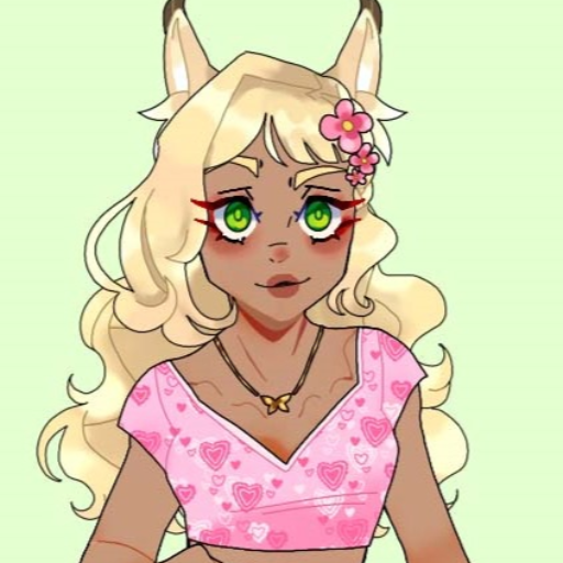 Cat/Wolf Girl Casual Style!