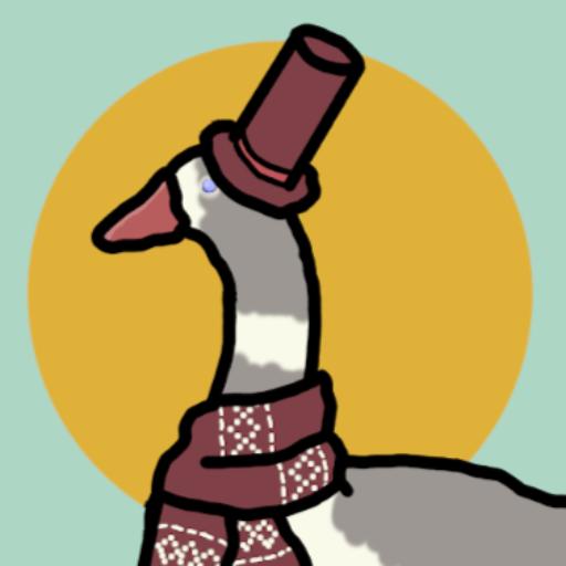 Dress a Lawn Goose