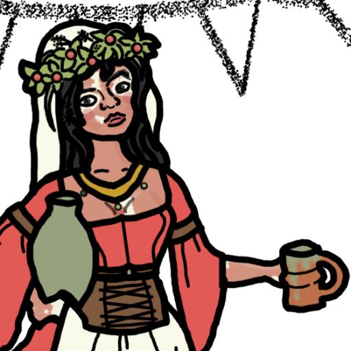 Bianca, Itinerant Potter