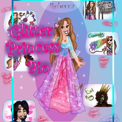 Glitter Princess Bio