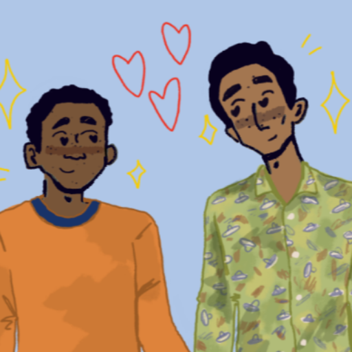 Troy and Abed dress up