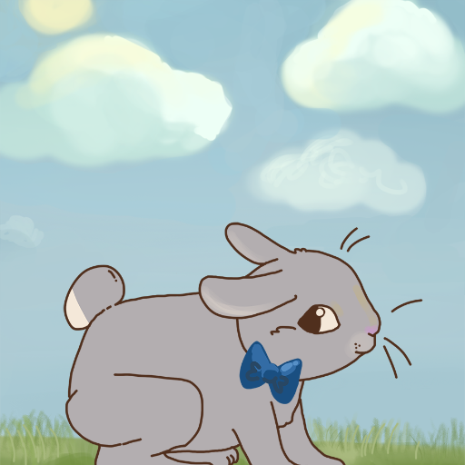 Bunny dress-up