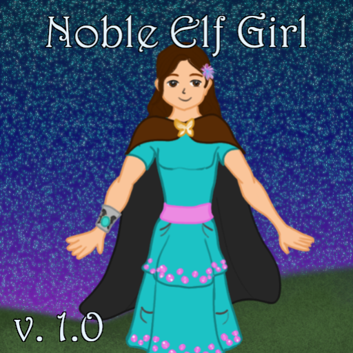 Noble Elf Girl Maker