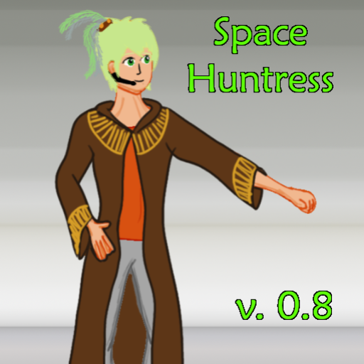 Space Huntress dress up (v. 0.8)