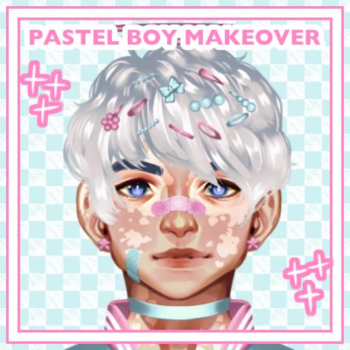 Pastel Boy Makeover