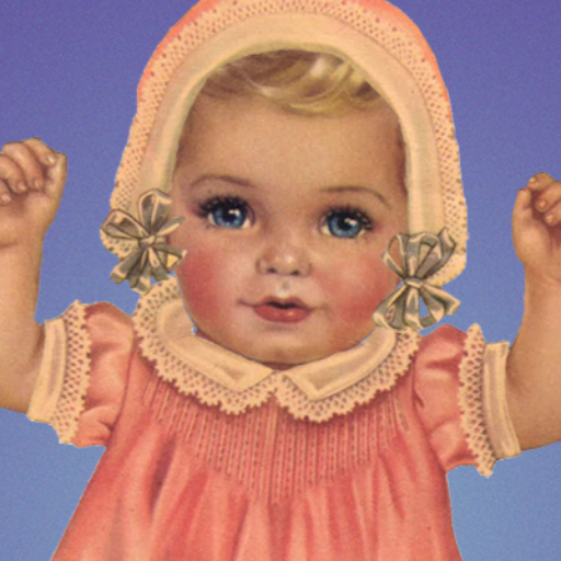 Paper Doll Revival: New Baby Nancy