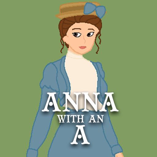 Anna with an A