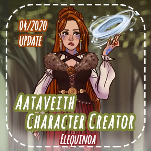 AATAVEITH CHARACTER CREATOR