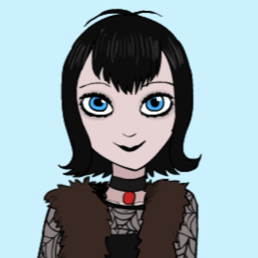 Vampire Mavis Dress Up 2.0