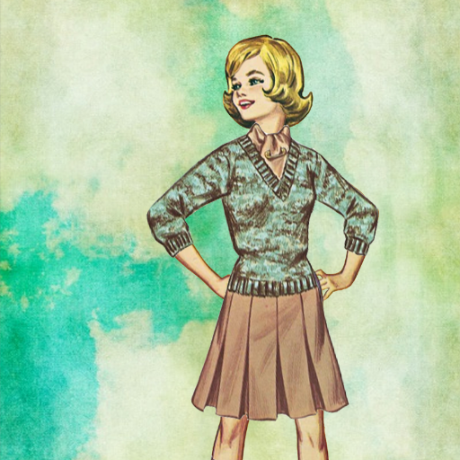 Paper Doll Revival: Susan