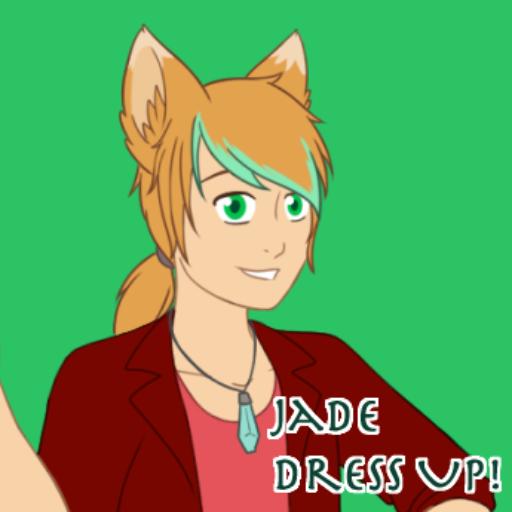 Jade Chase Dress Up!
