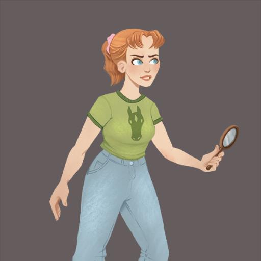 Detective Nancy Dress Up! || WIP