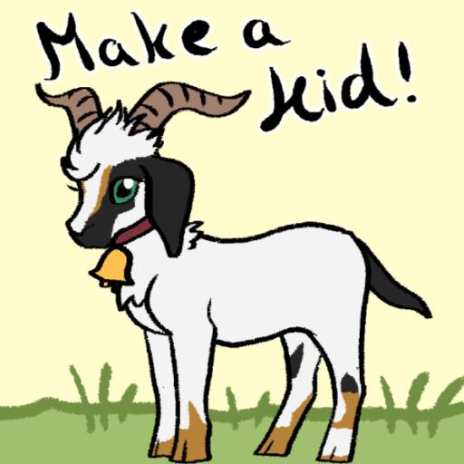 Make a kid!