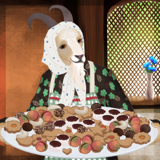 Baahbushka's treats