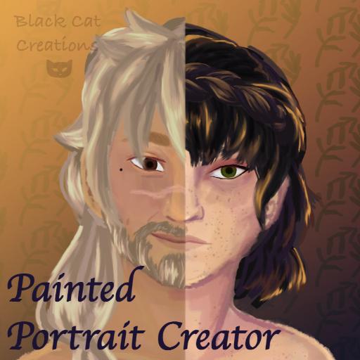 Painted Portrait Creator