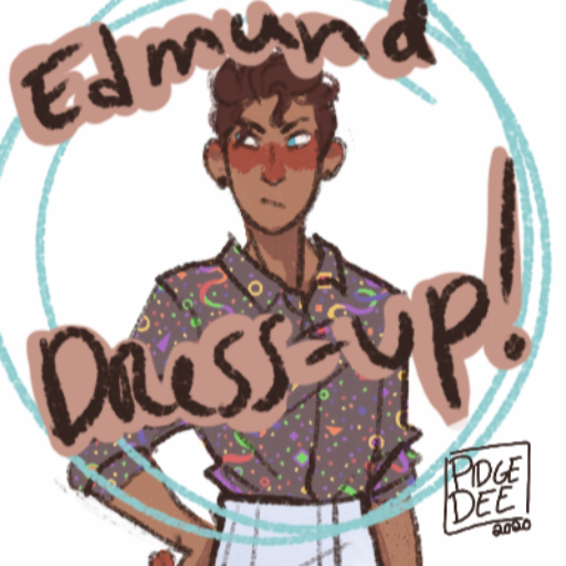 Edmund Dress-Up Game