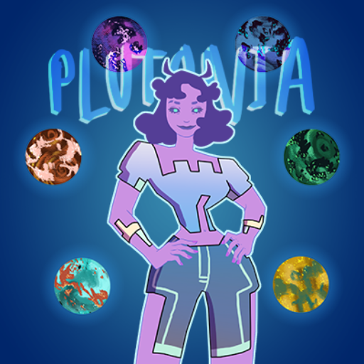 Plutonia - Alien Spy