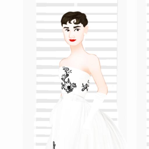 Audrey's Elegance pt.2