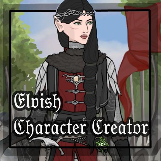 Elvish Character Creator [V2.3]