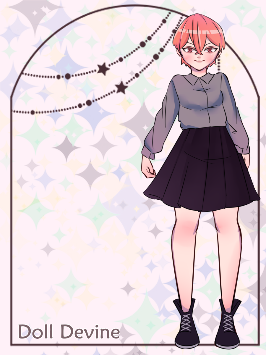 anime girl made with Anime girl Dressing up