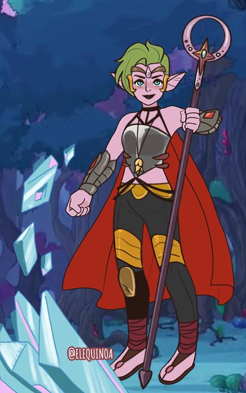 :3 oh woah made with Power Princess
