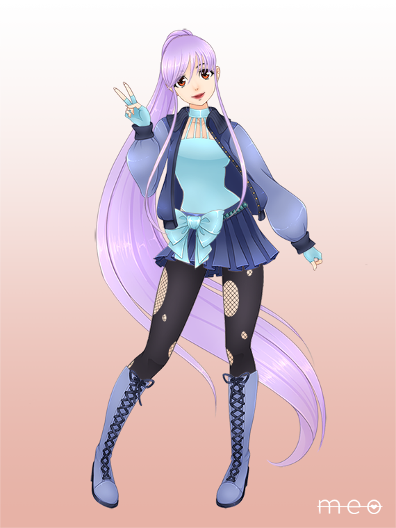 Unnamed made with Anime Idol Maker