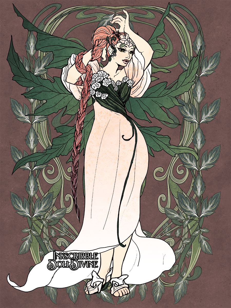 Primavera made with Forest Fae