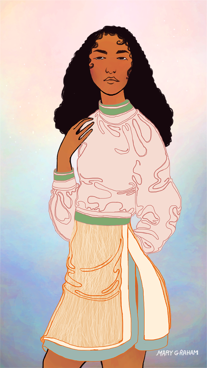 Unnamed made with Dress up a Femme