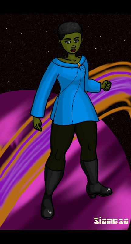 Unnamed made with Starfleet