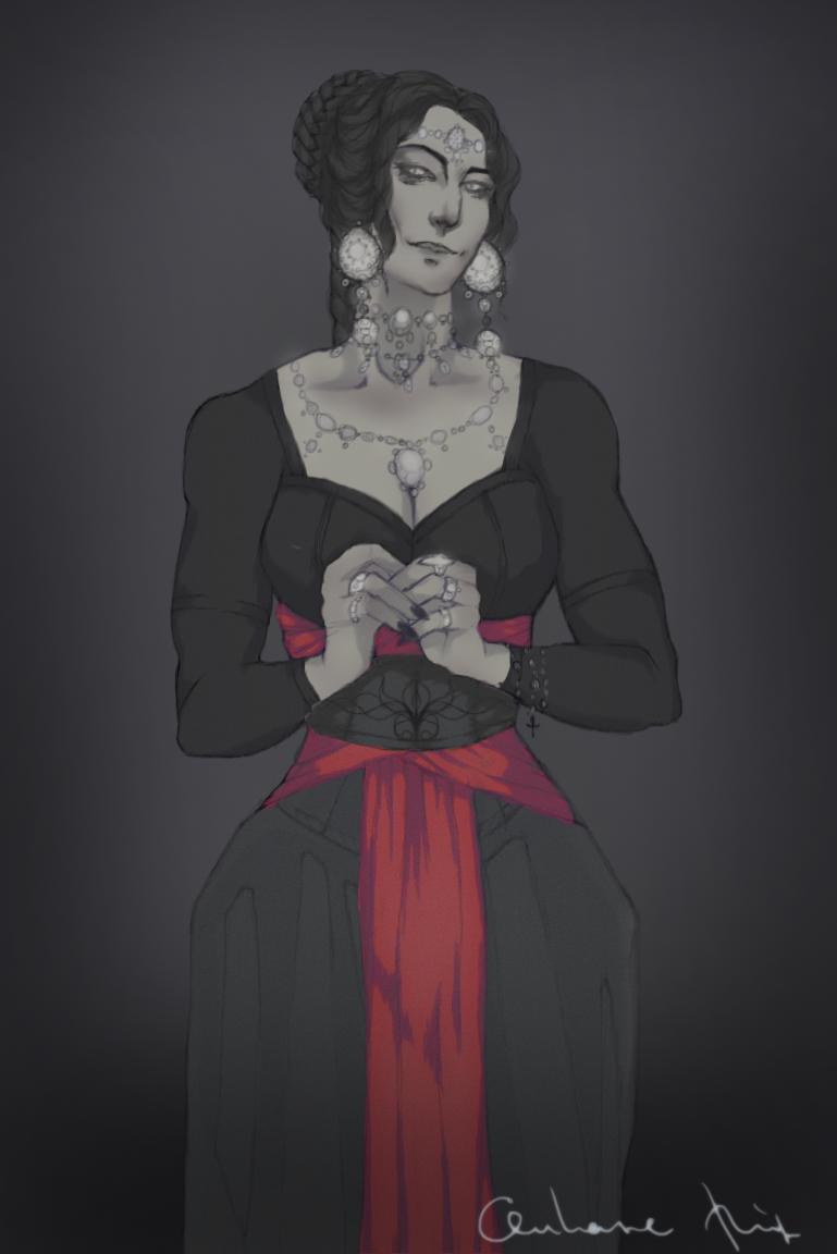 The Vampire made with Vampire Bride