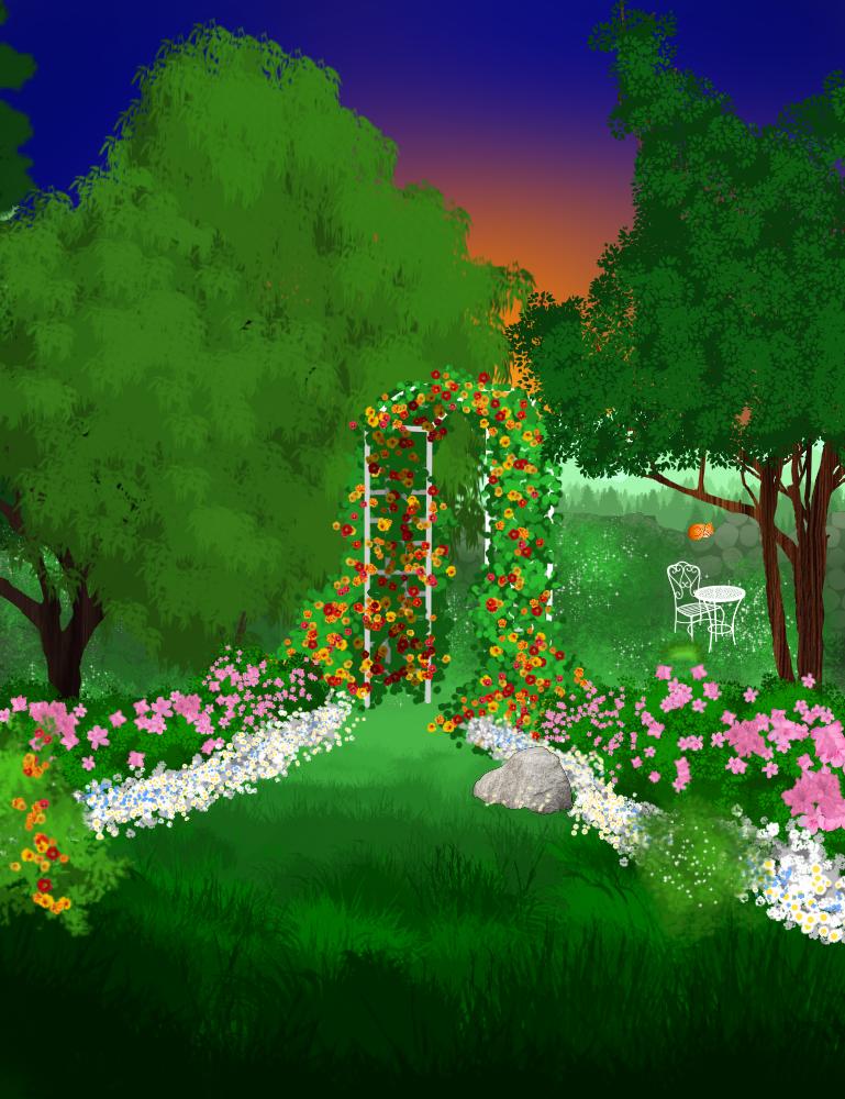 Favourite memory made with Garden Meiker V2