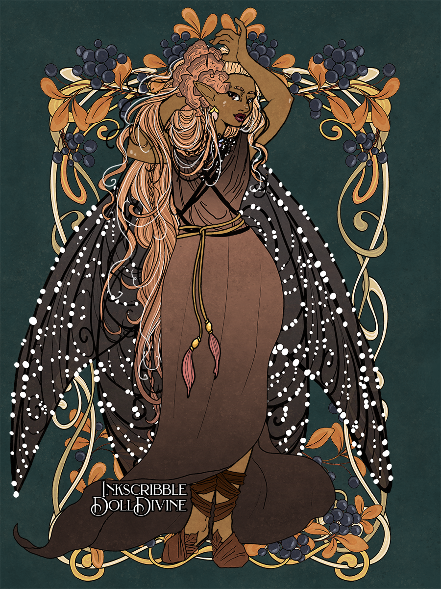 Unnamed made with Forest Fae