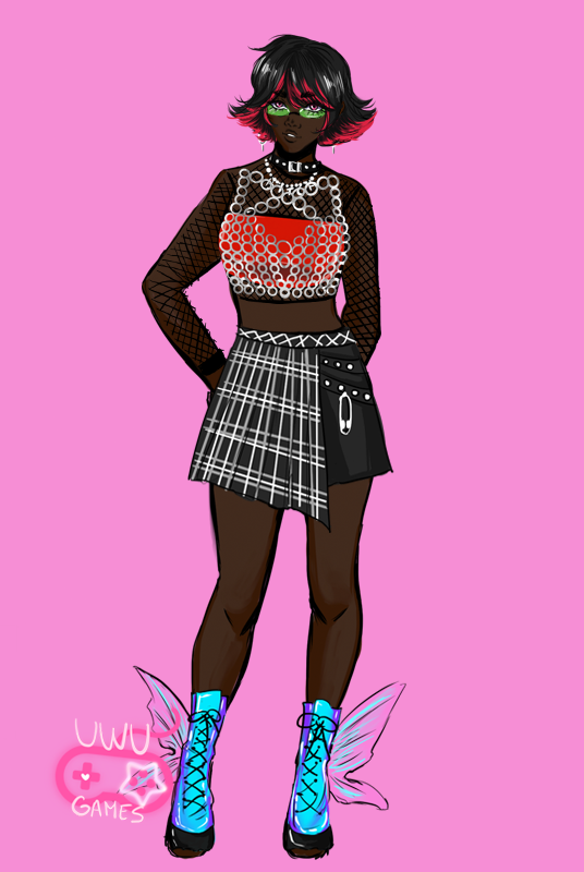 Unnamed made with Fashion Y2K Maker