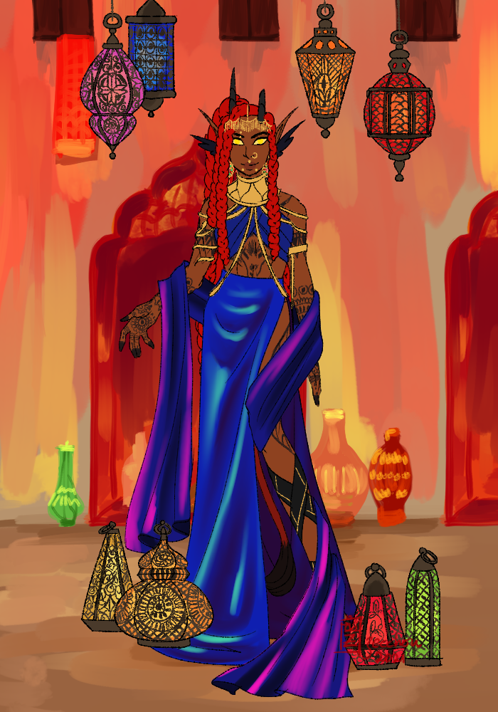 Unnamed made with Painting of an Asadin