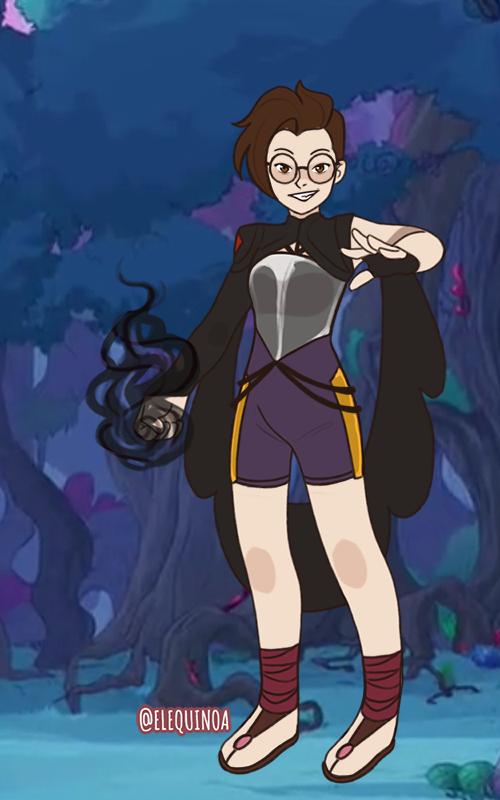 power-princess-sona? made with Power Princess