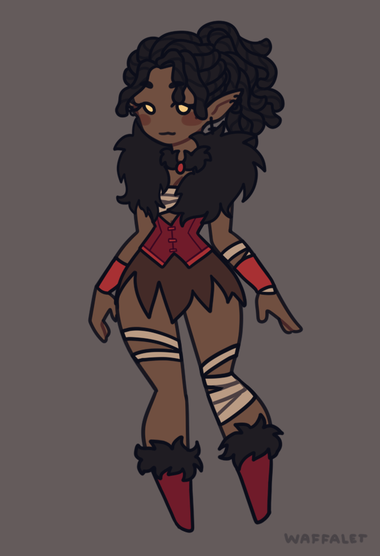 Unnamed made with Elf girl Maker