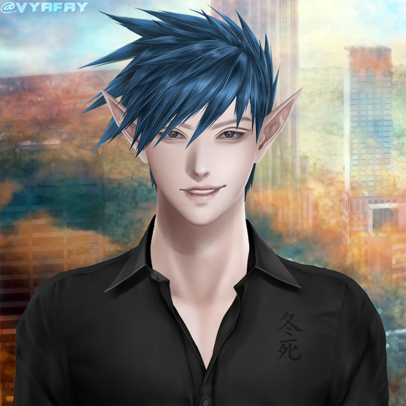 Unnamed made with Fuyushi Avatar Maker